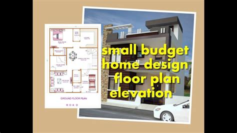 small budget home design 1200 sq ft