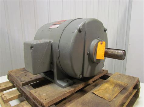 Electric Motor Frame by Ge 5k324ak305 Electric Motor 25hp 1165rpm 230 460v 324t