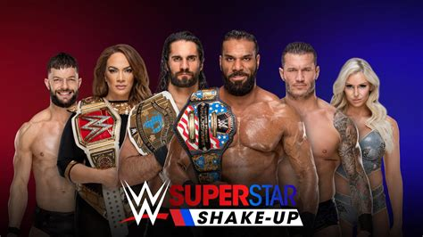 les echanges  entre raw  smackdown catch newz