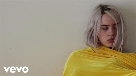 billie eilish bored audio youtube