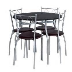 argos kitchen furniture buy home oslo dining table 4 chairs black at argos co uk your shop for bistro