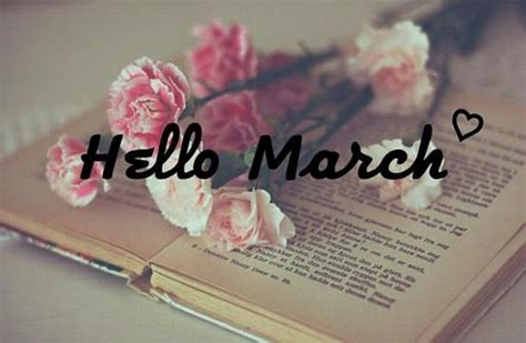 March Hd Picture by Hello March Images And Quotes