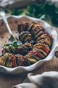 mediterranean vegetable gratin provencal tian black