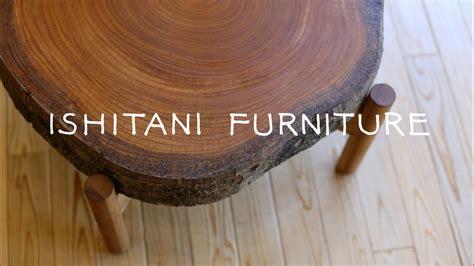 Ishitani  Making A Japanese Zelkova Low Table Youtube