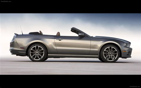Ford Mustang Gt 2013 by Ford Mustang Gt 2013 Widescreen Car Image 04 Of 50