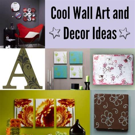 cool wall art  decor ideas   diy projects