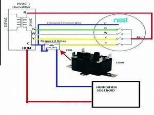 Wiring Diagrams   Nest Line Voltage Thermostat Nest And