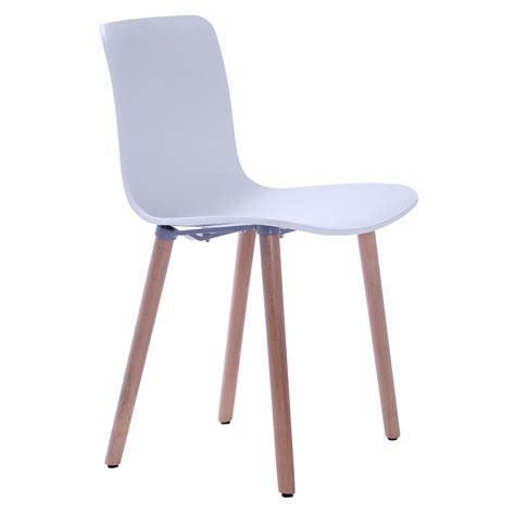 replica jasper morrison hal dining chair