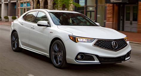 acura tlx  showrooms april