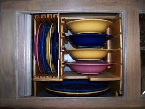 pin  nedra schoeberlein  kitchen ideas plate storage rv storage rv storage organization