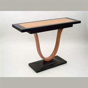 Hand, Made, Art, Deco, Side, Table, By, Fort, Point, Cabinetmakers