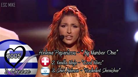 8 best florida finalists images eurovision 2000 2015 my winners top 3 by year