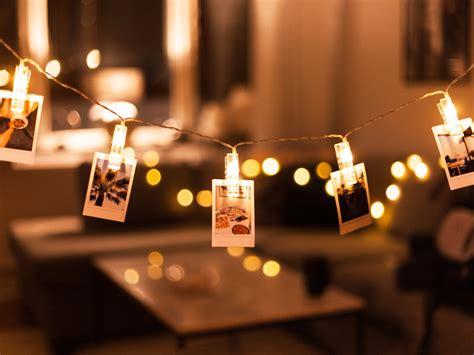 Lichterkette Mit Fotos by Led Lichterkette Mit Klammern F 252 R Photos Coolstuff De