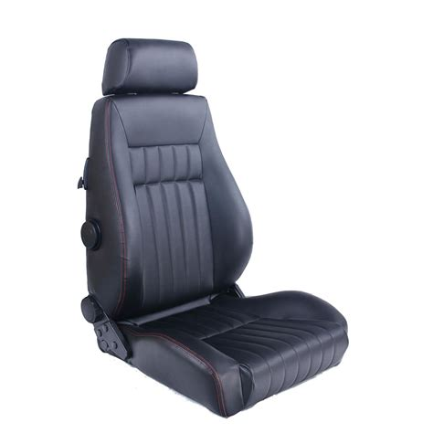 siege baquet retro auto style type retro reclining seat gsm sport seats