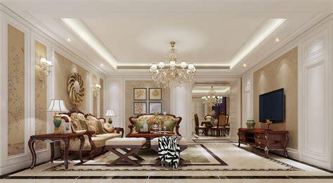 American-style Living Room Furniture (dark
