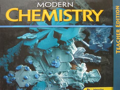 modern chemistry te te h by davis frey sarquis