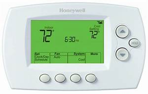 Honeywell Thermostat Model Rth6580wf Manual