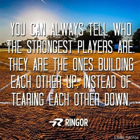 foto de 12 Short & Cute Softball Quotes That Unite Teams & Inspire