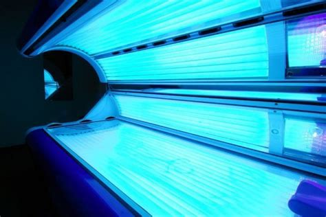 Tanning Bed by Caption3