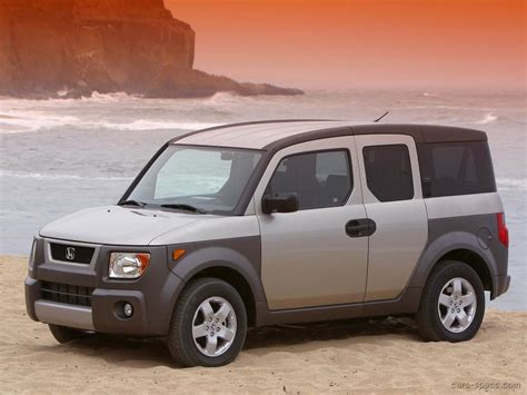 2008 Honda Element Suv Specifications, Pictures, Prices