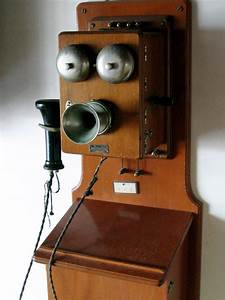 Diagram Of The Old Telephone