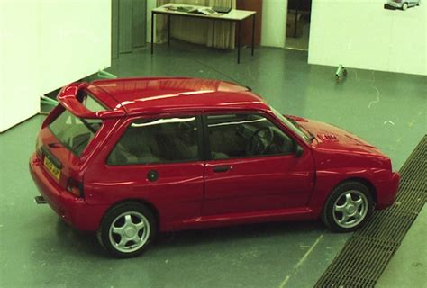 Concepts and prototypes : Rover Metro SP (1991) - AROnline