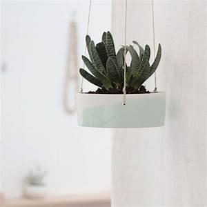 Suspension Pour Plante Interieur : une suspension pour plante no l plus de 100 cadeaux design elle ~ Teatrodelosmanantiales.com Idées de Décoration