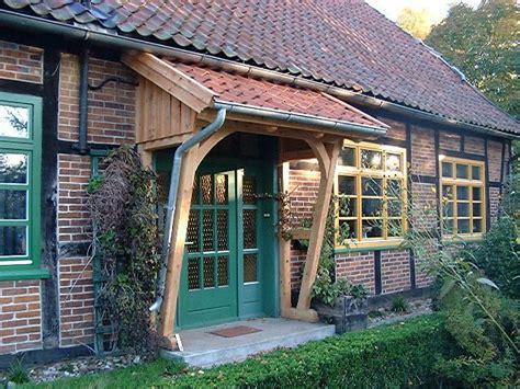 Vorbau Hauseingang Holz by Hauseingang Vorbau Bausatz Die Zehn Schritte Die