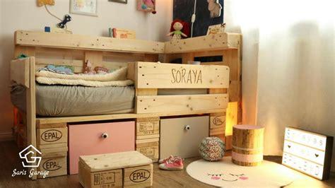 kinderbett haus selber bauen kinderbett aus europaletten selber bauen handmade kultur