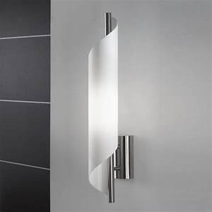 Luminaire Design Led : applique murale design aran lampe murale ~ Teatrodelosmanantiales.com Idées de Décoration