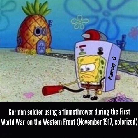 Spongebob Ww2 Memes - chief on twitter quot these ww2 spongebob memes are too much