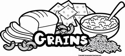 Clipart Groups Grain Rice Protein Preschool Grains