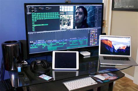 Home Design Studio Pro Mac by Mac Setup 4k Mac Pro Workstation Of A Director