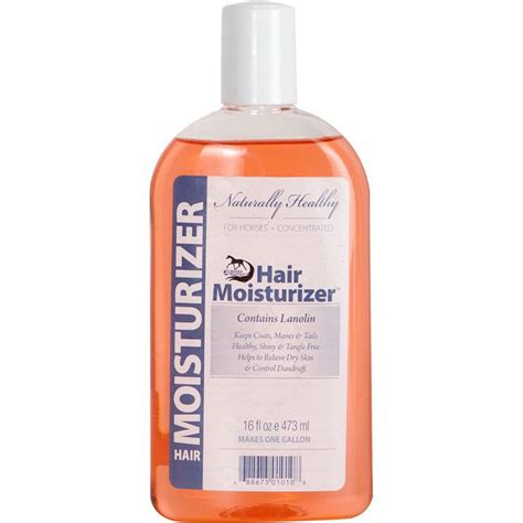 Shop Horse Grooming Solutions Healthy Hair Moisturizer 16oz