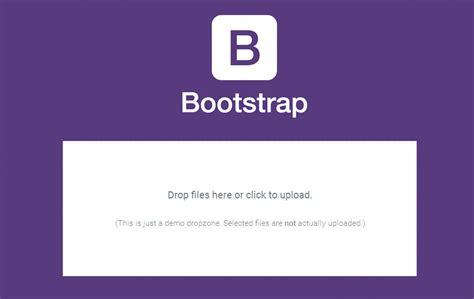bootstrap file upload plugins