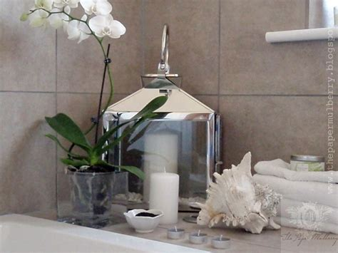 How To Decorate My Bathroom Like A Spa by How To Decorate With Tea Lights Spa Bathrooms Bathroom