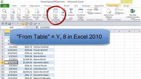 excel power query 09 merge worksheets in