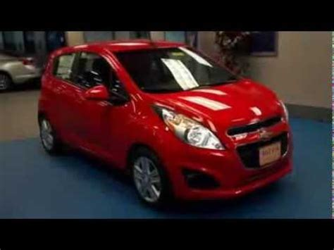 chevrolet spark ls manual red youtube