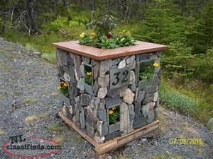 Kit A Gabion : gabion planter kit brigus junction newfoundland ~ Premium-room.com Idées de Décoration