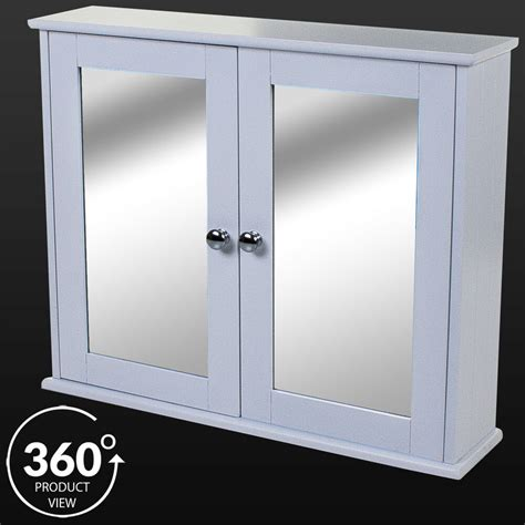Bathroom Wall Cupboards by Large Mirror Door Cabinet White Wooden Bathroom