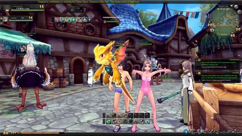 Best Anime Mmorpg The Best Anime Looking Mmo