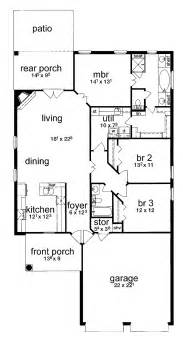 home blueprints house plans for you simple house plans