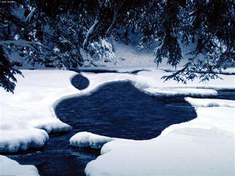 Winter Mac Wallpaper