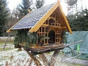 Großes Vogelhaus Selber Bauen : vogelfutterhaus gartengelis webseite ~ Orissabook.com Haus und Dekorationen
