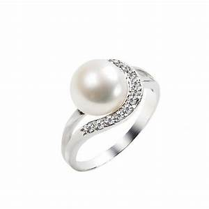 pearl and diamond rings wedding promise diamond With wedding rings with pearls and diamonds