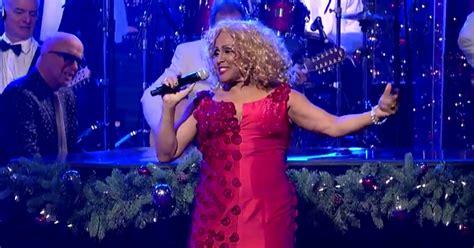 Darlene Love Sings 'christmas' On 'letterman' One Last