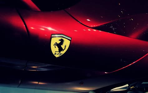 ferrari logo wallpaper ferrari logo wallpapers wallpaper cave