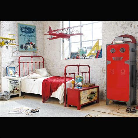 theme chambre bebe garcon chambre ado style industriel