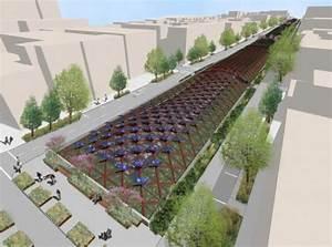 Greening An Urban Highway