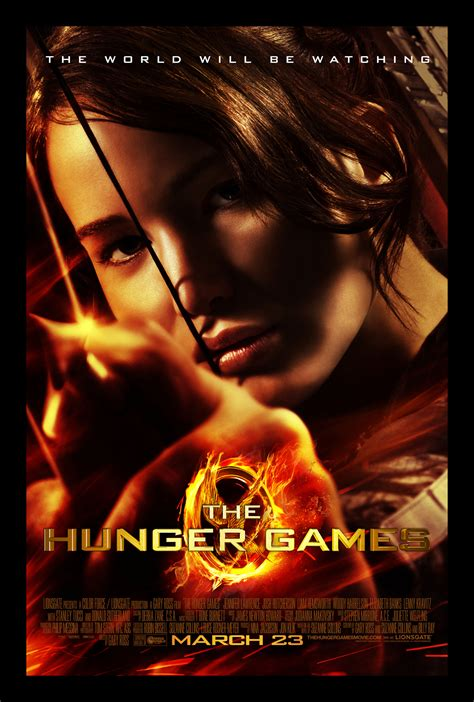 New Trailer For The Hunger Games Blackfilmcomread